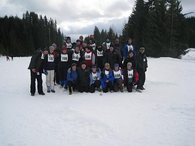 Skihawk Regionals 1/31/09 - 2/1/09