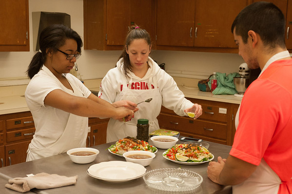 12/05/13 Dietetics and Nutrition International Cultural Meal Project