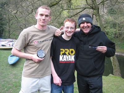 Div 2/3/Open - Saturday 4th April 2009 - VKC Members