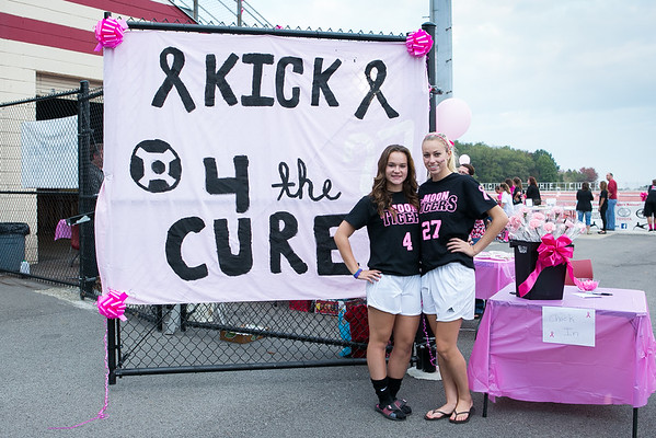 Kick for the Cure