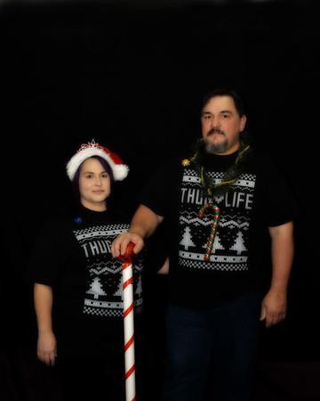 Burke Family Christmas 2015