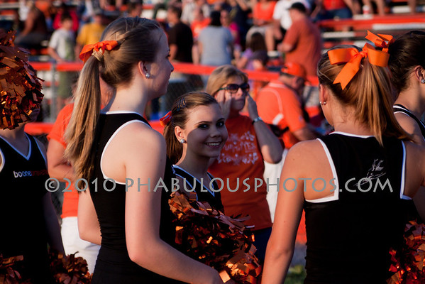 Olympia @ Boone - Bravettes - 2010