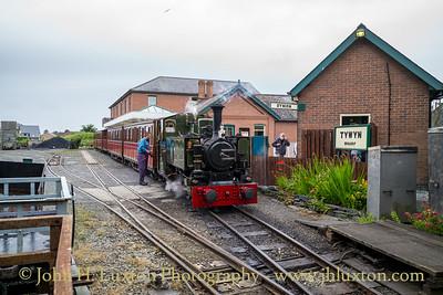 Talyllyn Railway 2021