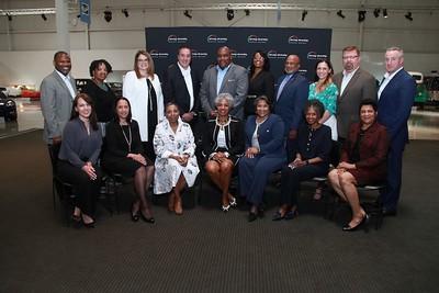 GM Supplier Diversity 50th Luncheon