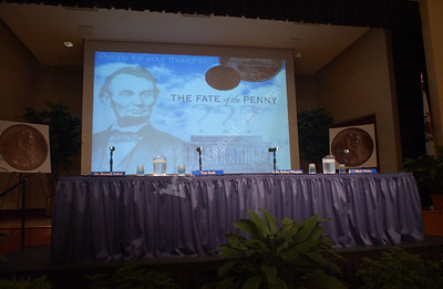 24543 PENNY PANEL DISCUSSION AT FESTIVAL OF IDEAS