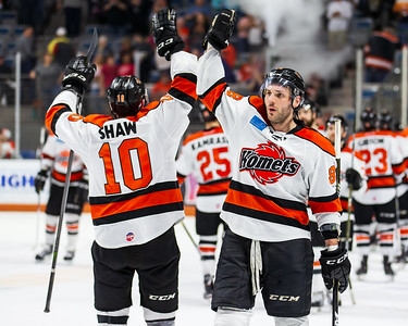 4/7/19 Komets vs. Nailers