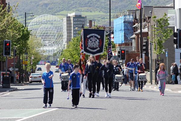 South Belfast Protestant Boys Parade