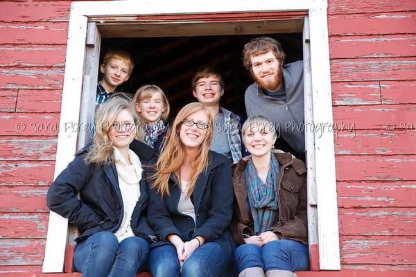 Holdahl Family