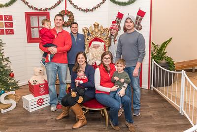 Christmas 2018 Santa