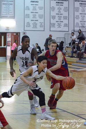 01-29-2014 Northwest HS vs Wootton HS JV Boys Basketball, Photos by Jeffrey Vogt Photography