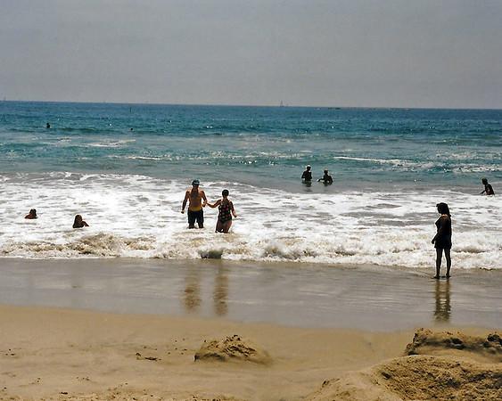 1998  San Diego beach