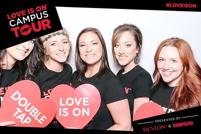 revlon & cosmopolitan love is on tour - ohio state