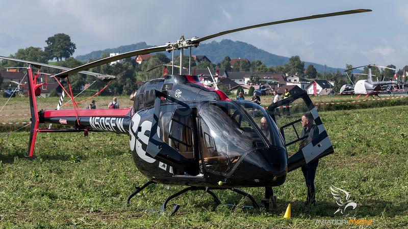 Private / Bell 505 Jet Ranger X / N505FW