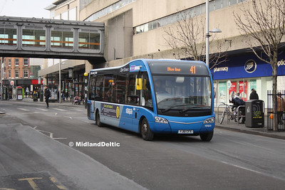 Nottingham Day Out (Bus), 16-01-2016