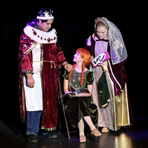 "CHS presents ""Shrek: The Musical"", May 10"