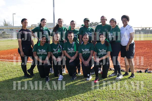 Hialeah Gardens | Softball | JV | 2/24/18