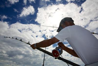 Fishing Venue Visits