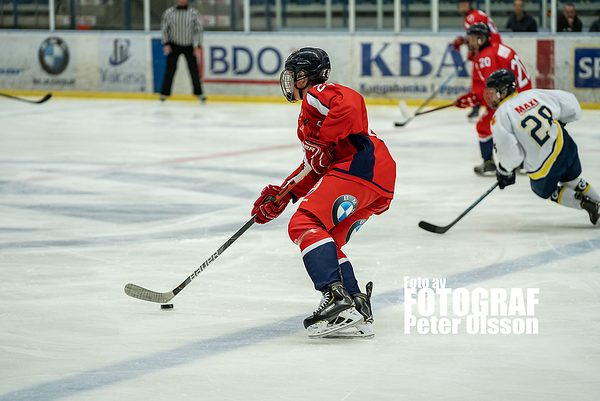 U16 Elit 2019/2020: Hanhals Kings - HV71 2019-10-19