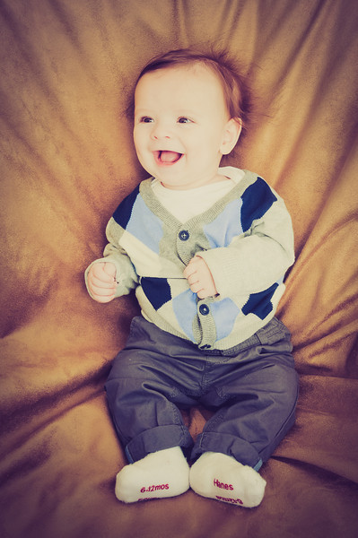 Oliver 5 months