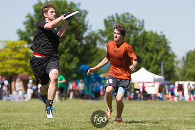 5-23-14 USA Ultimate D1 College Championships - Day 1 Action