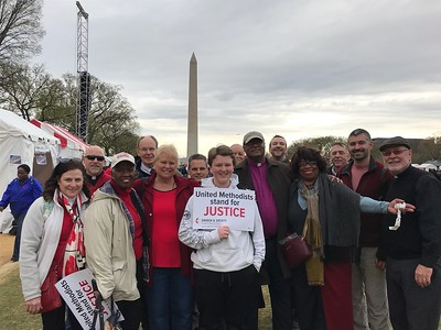 Rally 2 End Racism: Washington, D.C. - April 4, 2018