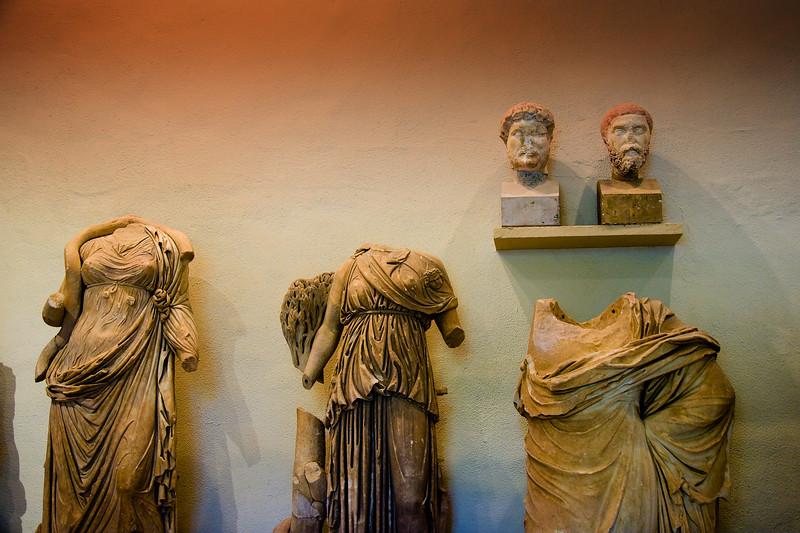 Headless, Greece