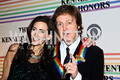 Kennedy Center Honors Red Carpet 2010
