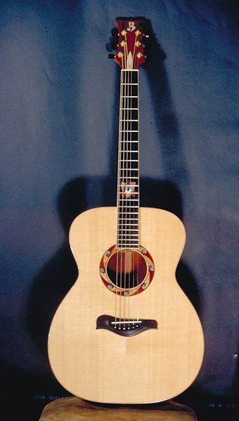 Roberto-Venn student guitar 1996