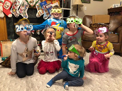 2018-12-31 New Years Eve with the Grands