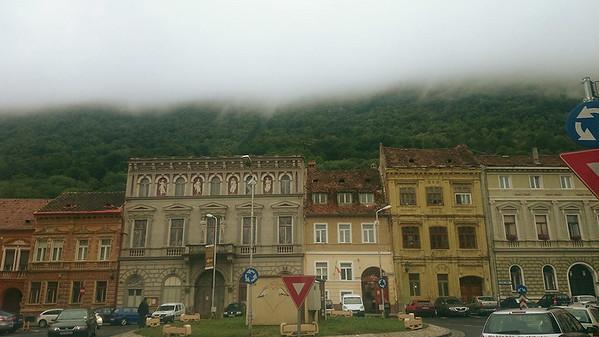 ROMANIA Augusti 2015