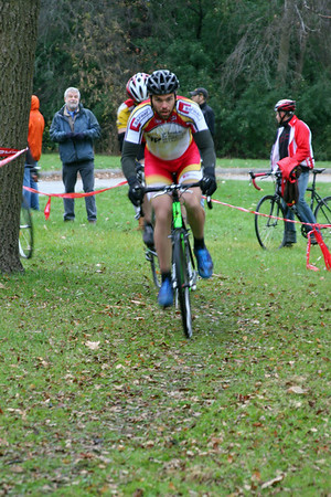 2007 Estabrook Cyclocross - Cat 4 Men