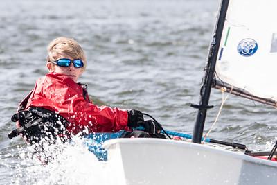 "Fall Sailing ""Opti"" 10-28-17"