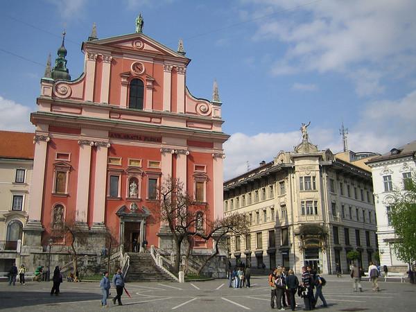 2008 Ljubljana & Rijeka