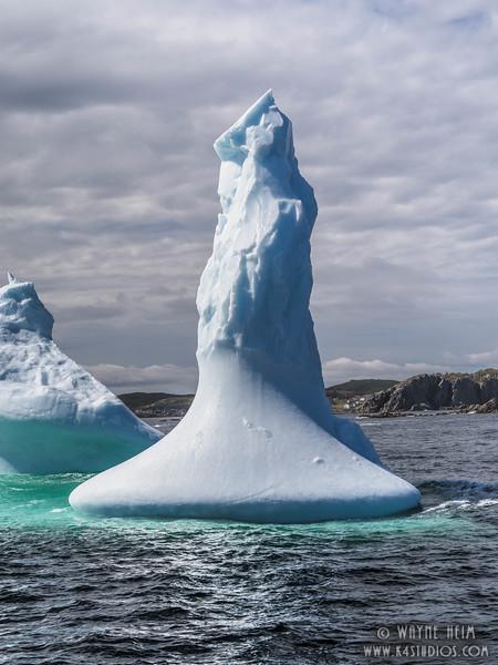 Icebergs 43  Photography by Wayne Heim