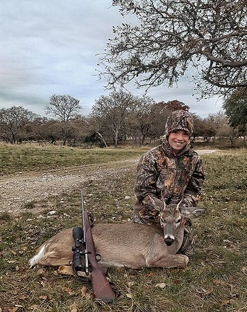 Almosta Nexta Ranch Youth Deer Hunt
