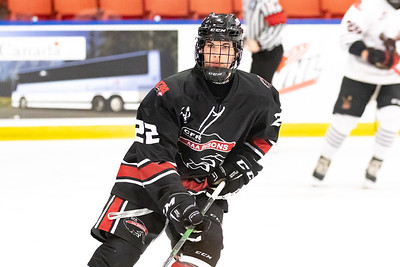 #22 Cathcart, Airdrie CFR Bisons