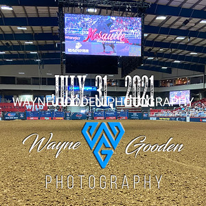 Mesquite Championship Rodeo July 31 2021