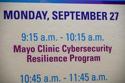Mayo Clinic Cybersecurity