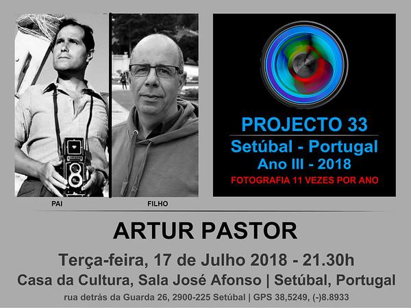 Artur Pastor - Imagens do pai e do filho