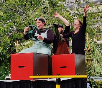 Pantaloons Wind in the Willows Andover