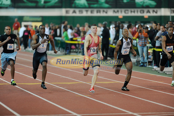 60 Meter Dash Prelims - 2012 MITS Finals
