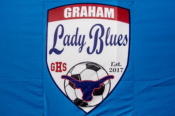 2019 Blues vs. Springtown Lady Porcupines