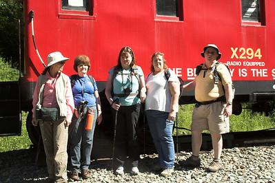 Iron Goat Trail 07-23-2011