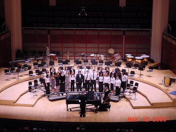 2003-05-12: Meymandi Concert