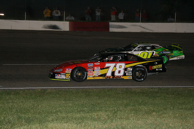 Super Late Models July 14th at I-94 Speedway