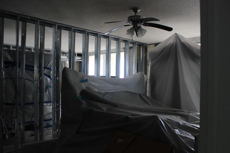Condo Damage - Hurricane Sally