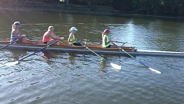 Fox River Rowing - 8.5.19