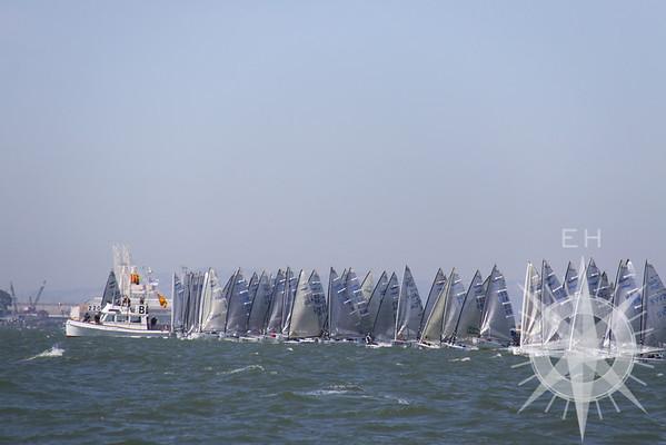 Finn Gold Cup 2010 Race 4