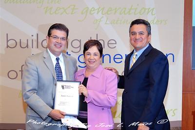 2009-06-16  Hispanic Leadership Institute Graduation