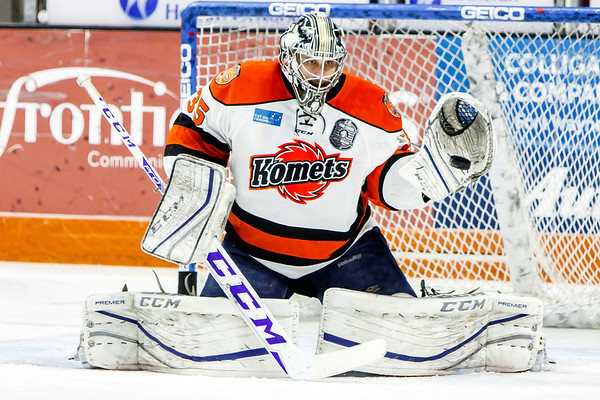 12/27/16 Komets vs. Indy